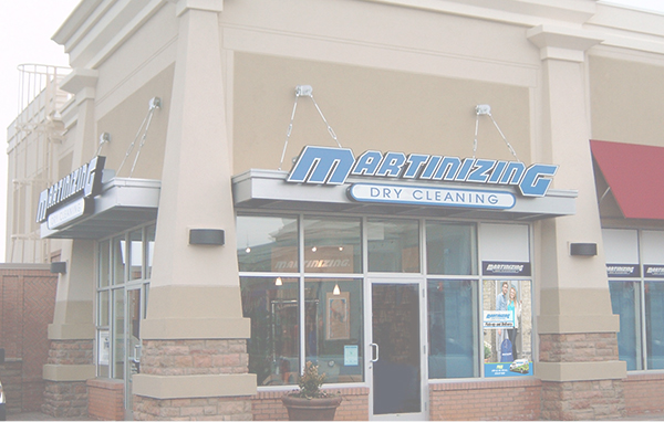 Martinizing Dry Cleaning Store